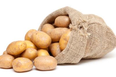 Kartoffeln sollten bei Frost richtig gelagert werden.