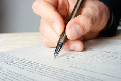 Ppa ist der Zusatz zur Unterschrift eines Prokuristen.