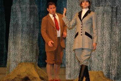 Theatertexte sollte man bei den Aufführungen perfekt beherrschen.
