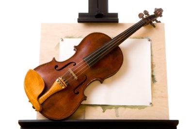 Stradivari beeinflusste wohl am stärksten die Optik der Geige.