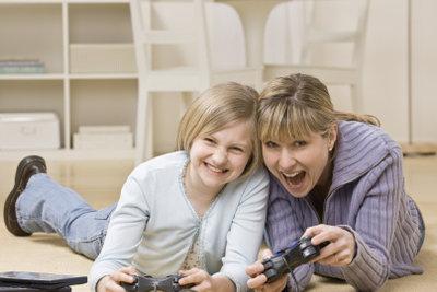 Alte Spiele können eine Menge Freude bereiten!