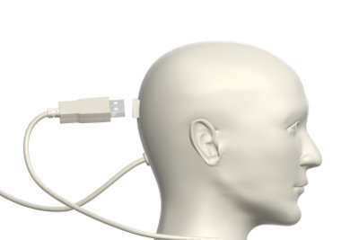 Das Profil per USB-Schnittstelle übertragen.