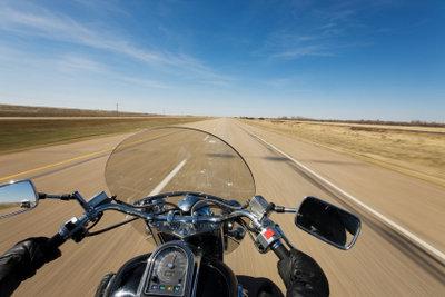 Reserve-Motorradschlüssel gehören auf langen Fahrten einfach dazu.