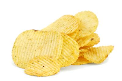Chips können auch in der Pfanne zubereitet werden.
