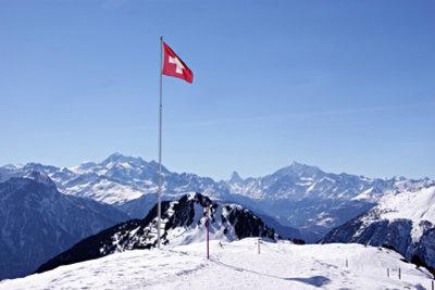 """Helvetica bedeutet """"die Schweizerische""""."""