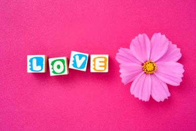 Liebe kann viele Ausdrucksformen haben.