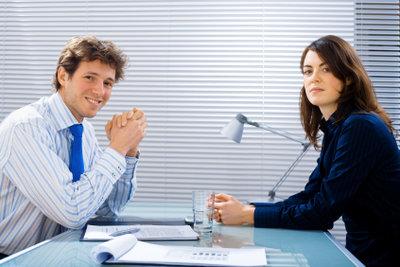 Als Personalfachwirt führen Sie viele Vorstellungsgespräche.
