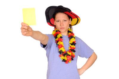 So viele gelbe Karten darf ein Spieler bekommen