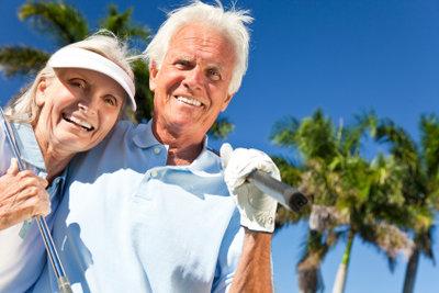 Genießen Sie Ihr Rentnerdasein.