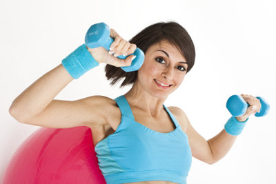 Fitness macht sexy.