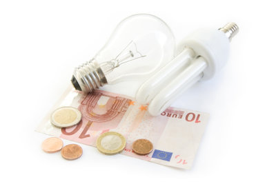 Mit Sparbirnen können Sie Ihre Stromkosten senken.