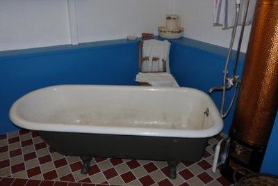 Badezimmer sind anfällig für Schimmel.