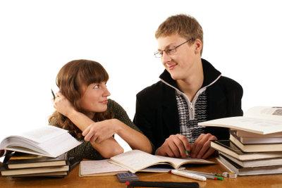 In der Uni gibt es die unterschiedlichsten Möglichkeiten, eine Freundin zu finden.