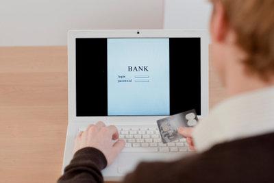Trotz Insolvenz gibt es ein Bankkonto mit Online-Banking.