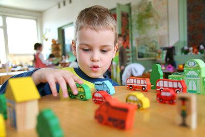 Im Kinderheim arbeiten ist Berufung.