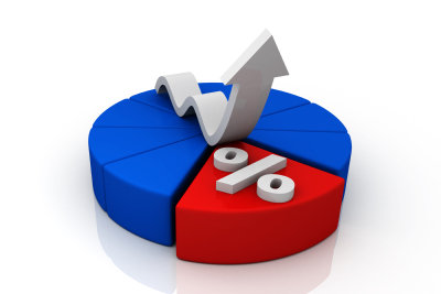 Effektive Jahreszinsen sind beim Auslandskredit meist hoch.