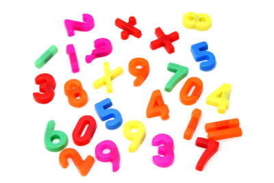 Auch mathematische Aufgaben eignen sich für Wissensspiele.