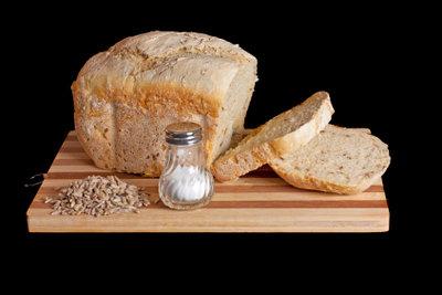 Spruch brot und hochzeit salz Brot und