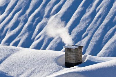 Auch eine Fußbodenheizung kann einfrieren.