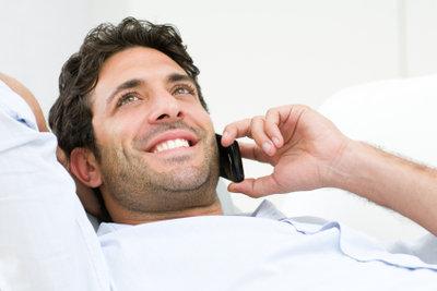 Mit einem SIM-Lock können Sie nur mit einer Karte telefonieren.