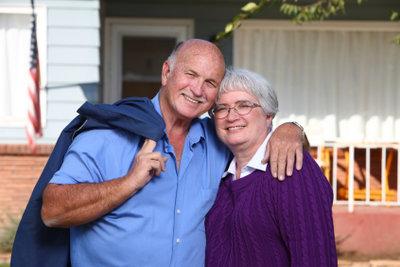 Nach 25 Jahre Ehe feiert man die Silberhochzeit.