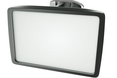Digitales Antennenfernsehen im Auto