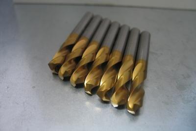 Einen Metallbohrer können Sie leicht erkennen.