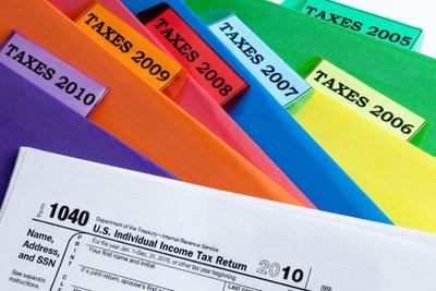 Selbstständige müssen für Steuerklärung eine Gewinnermittlung machen