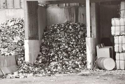 Weltmarktpreise liegen weit über Recycling-Ankaufpreisen.