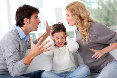 Das Kindeswohl bestimmt das Sorgerecht.