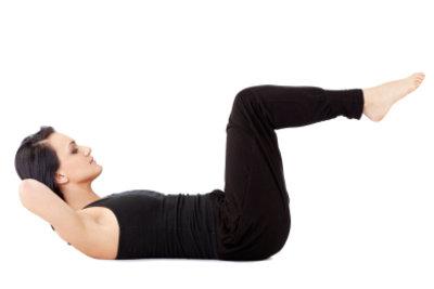 Die Bauchmuskeln kann man effektiv trainieren.