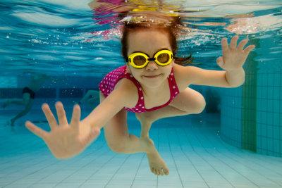 Schwimmstufen in Deutschland - Einteilungen und Erklärung