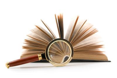 Namenforschung wie ein Detektiv