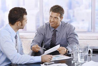 Bei Bewerbungsgesprächen ist es z.B. wichtig, authentisch zu wirken.