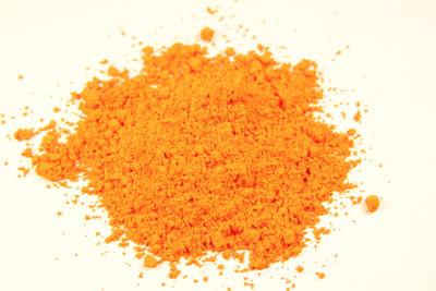 Pigmente sind spezielle Farbstoffe.