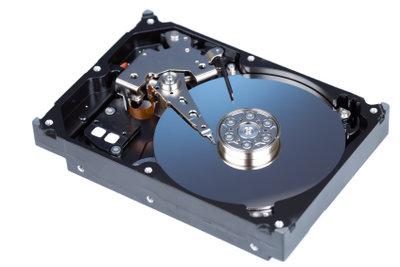 Eine zusätzliche Festplatte als Sicherheit.