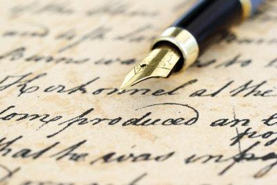 PS steht für Postscriptum in Briefen.