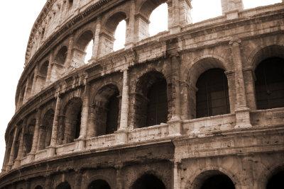 Viele Fremdwörter stammen aus dem Lateinischen.