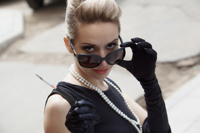 Stylen Sie sich trendy und cool.