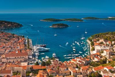 Ein Urlaub in Kroatien ist meist nicht nur günstig, sondern auch wunderschön.