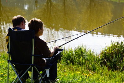 Gut angeln lässt es sich auch in Italien.
