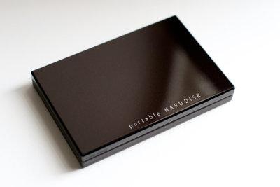 Externe Festplatten lassen sich wie festverbaute HDDs einfach auslesen.