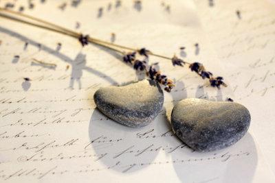 Brief als romantische Kommunikationsform nutzen