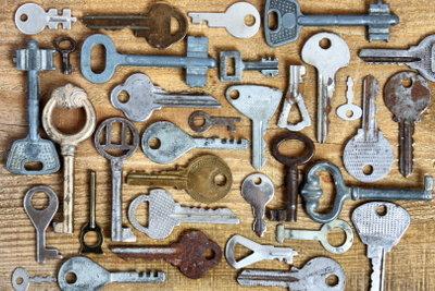 Typische Metalle