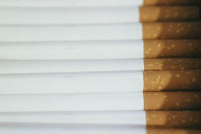 Zigaretten sind giftig - der Körper merkt sich das.
