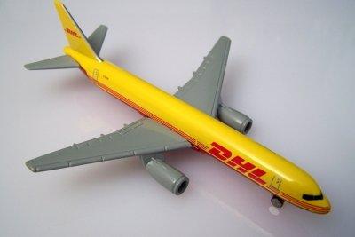 DHL kommt zu Ihnen nach Hause.