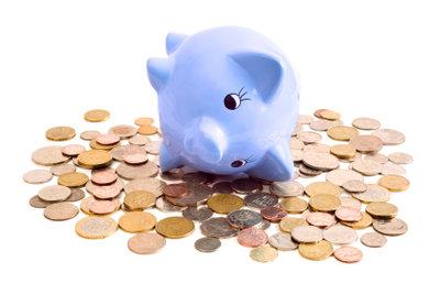 Beim Geld rollen die Stückelung beachten