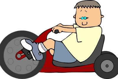 Für das Trike brauchen Sie einen Autoführerschein.
