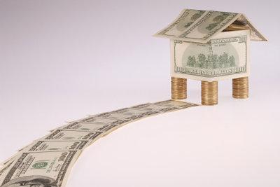 Der Weg zum Eigenheim ist oft mit Tilgungsraten gepflastert.