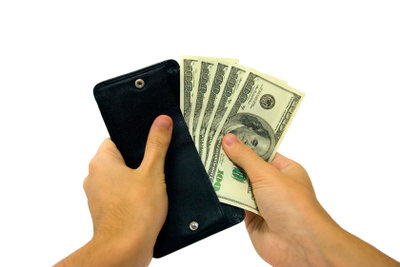 Beim Shopping in den USA wird in Dollar bezahlt.